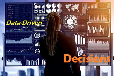 Data-driven decision making